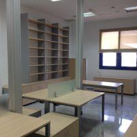 Montaje de mobiliario de oficina