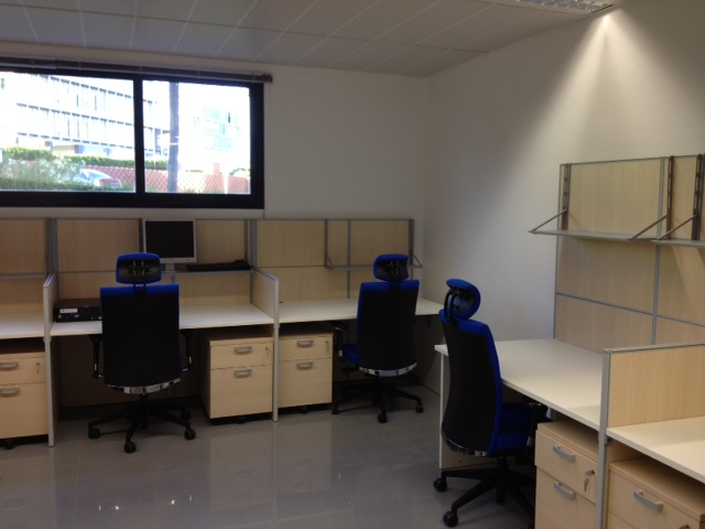 Oficina Patronato Recaudacion Parque Tecnologico