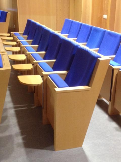 butaca thor ascender colegio de abogados malaga